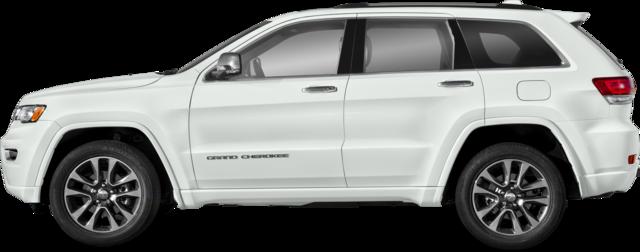 2019 Jeep Grand Cherokee VUS Overland 4x4