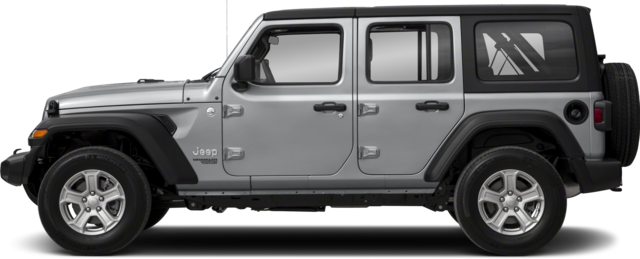 2019 Jeep Wrangler Unlimited SUV Sahara 4x4