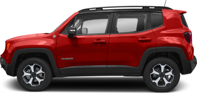 2019 Jeep Renegade SUV Trailhawk 4x4
