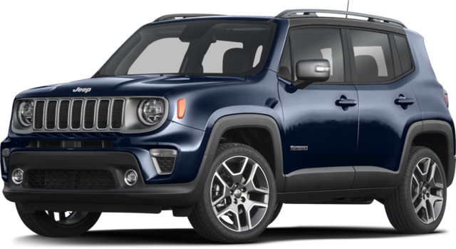 2019 Jeep Renegade SUV Limited 4x4