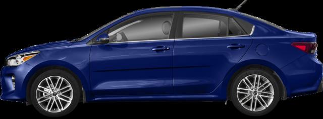 2019 Kia Rio Sedan LX+
