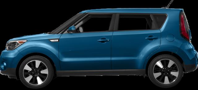 2019 Kia Soul Hatchback EX