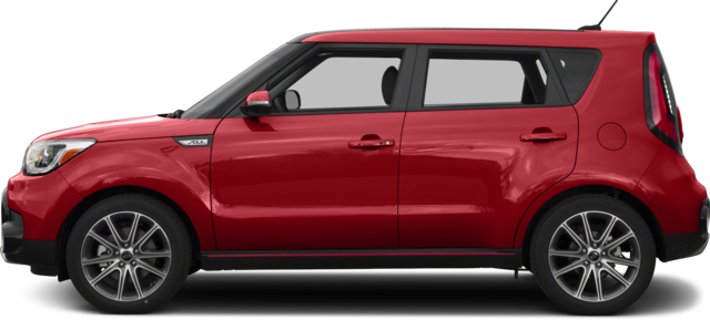 2019 Kia Soul Hatchback SX Turbo