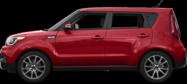 2019 Kia Soul Hatchback SX Turbo