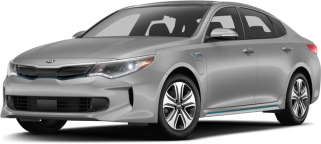 2019 Kia Optima Plug-In Hybrid Sedan EX