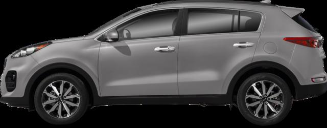 2019 Kia Sportage SUV EX Premium w/Black