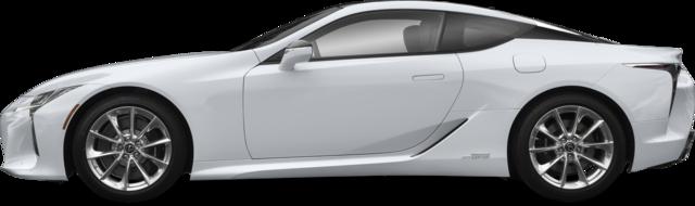 2019 Lexus LC 500h Coupé