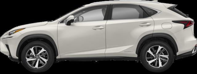 2019 Lexus NX 300h SUV