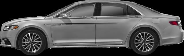 2019 Lincoln Continental Berline Voiturier