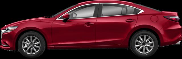 2019 Mazda Mazda6 Sedan GS