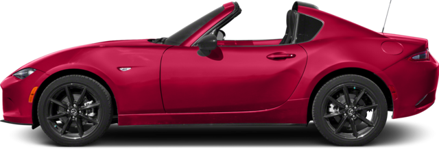 2019 Mazda MX-5 RF Convertible GS-P
