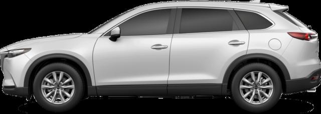 2019 Mazda CX-9 VUS GS-L