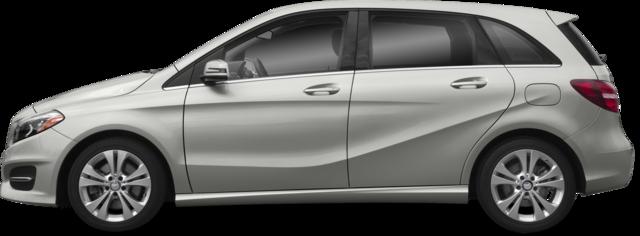 2019 Mercedes-Benz Série B Hatchback Routière sport