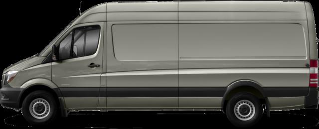 2019 Mercedes-Benz Sprinter 2500 Fourgon V6 avec toit surélevé