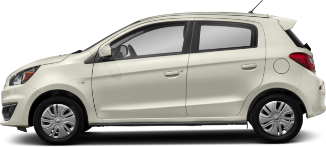 2019 Mitsubishi Mirage Hatchback ES Limited