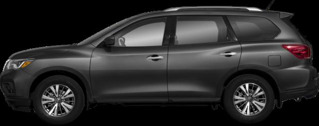 2019 Nissan Pathfinder SUV S