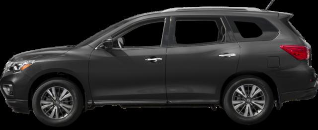 2019 Nissan Pathfinder SUV SV Tech