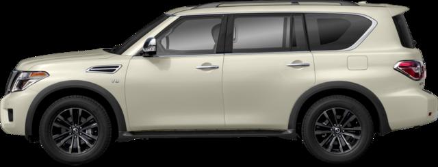 2019 Nissan Armada SUV Platinum