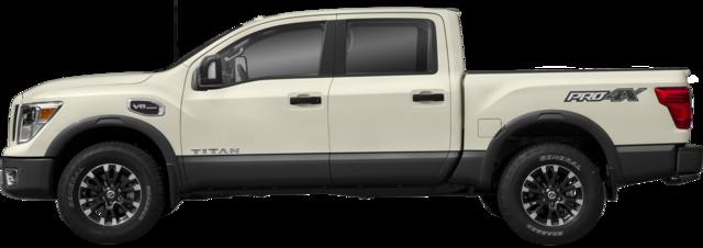 2019 Nissan Titan Truck PRO-4X