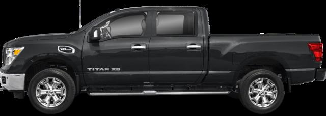 2019 Nissan Titan XD Truck S Gas