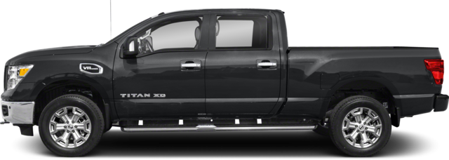 2019 Nissan Titan XD Truck SV Gas