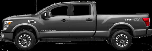 2019 Nissan Titan XD Truck PRO-4X Gas