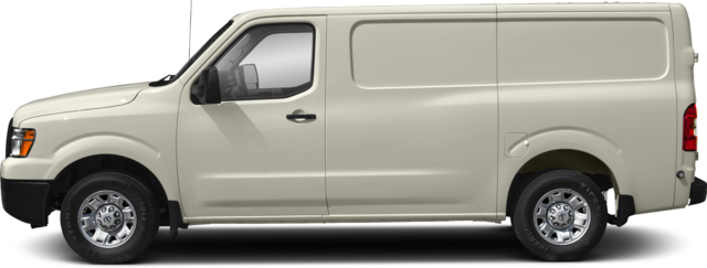 2019 Nissan NV Cargo NV2500 HD Van SV V6