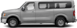 2019 Nissan NV Passenger NV3500 HD Van SV V8