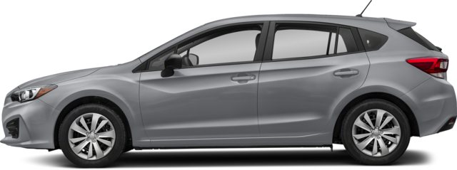 2019 Subaru Impreza Hatchback Commodité