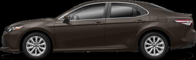 2019 Toyota Camry Sedan XLE