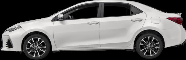 2019 Toyota Corolla Berline SE