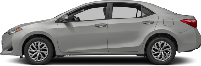2019 Toyota Corolla Sedan LE