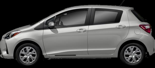 2019 Toyota Yaris Hatchback LE