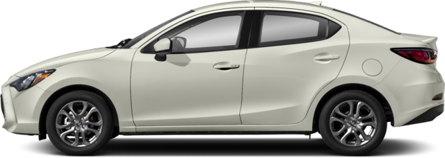 2019 Toyota Yaris Sedan XLE