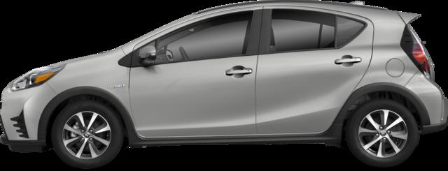 2019 Toyota Prius c Hatchback Technologie