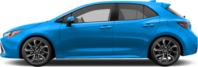 2019 Toyota Corolla Hatchback Base