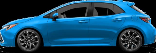 2019 Toyota Corolla Hatchback Hatchback de base