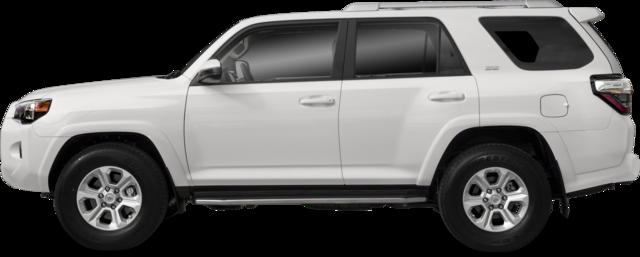 2019 Toyota 4Runner VUS SR5