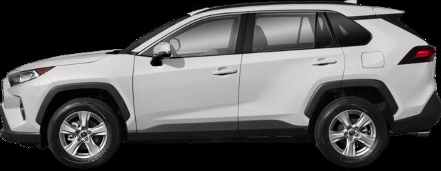 2019 Toyota RAV4 VUS LE