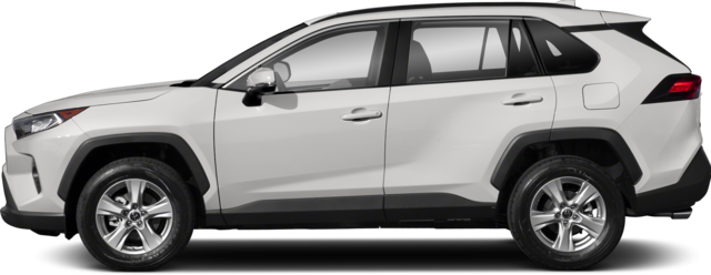 2019 Toyota RAV4 SUV XLE