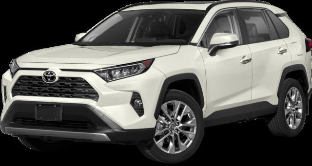 2019 Toyota RAV4 SUV Limited