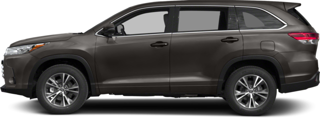 2019 Toyota Highlander SUV LE