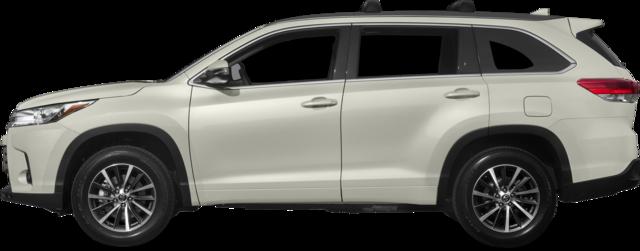 2019 Toyota Highlander VUS XLE