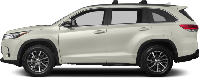 2019 Toyota Highlander SUV XLE