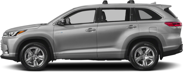 2019 Toyota Highlander Hybrid VUS Limited
