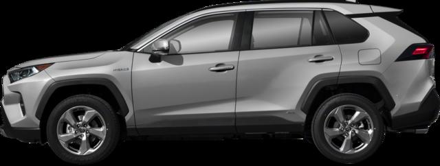 2019 Toyota RAV4 Hybrid SUV Limited