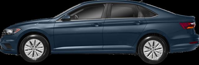 2019 Volkswagen Jetta Sedan 1.4 TSI Comfortline