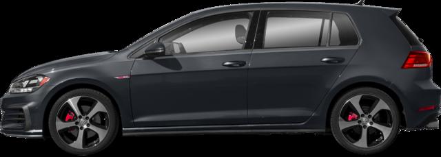 2019 Volkswagen Golf GTI Hatchback 5 portes