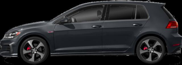 2019 Volkswagen Golf GTI Hatchback 5-Door Rabbit
