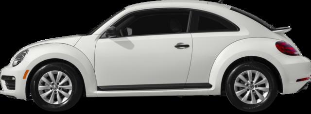 2019 Volkswagen Beetle Hatchback 2.0 TSI Wolfsburg Edition